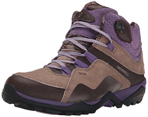 Merrell Brown fluoresceína mediana bota impermeable Chocolate fqfFv7r