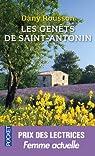 Les genêts de Saint-Antonin par Rousson