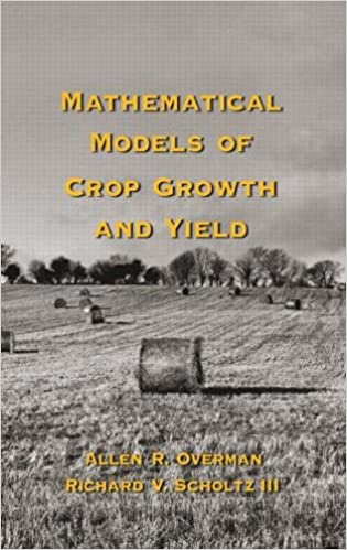Ebooks gratuits sur google downloadMathematical Models of Crop Growth and Yield (Books in Soils, Plants, and the Environment) in French PDF FB2 by Allen R. Overman 0824708253