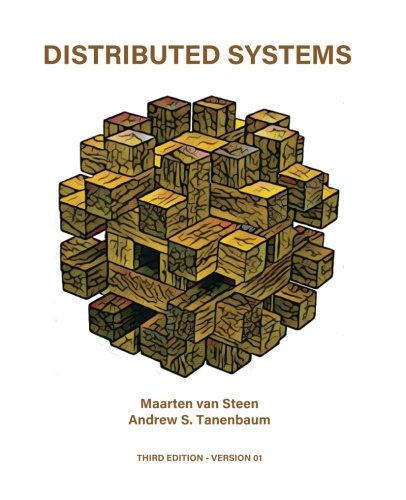 Distributed Systems cover