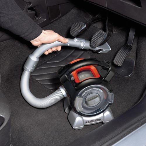 Black & Decker PAD1200 Flex Auto Vacuum - Corded