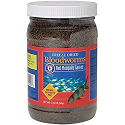 San Francisco Bay Brand Freeze Dried Bloodworms 1.75oz