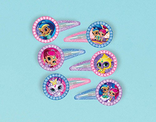 Barrette Favor | Shimmer and ShineTM Collection | Party Accessory