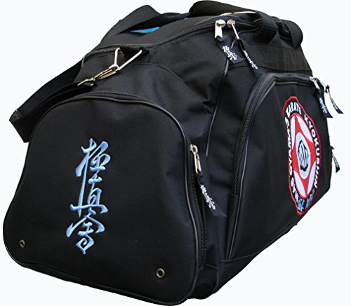 Amazon.com : Kyokushin Karate Sportsbag, Kyokushinkai ...
