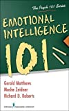 img - for Emotional Intelligence 101 (The Psych 101 Series) by Gerald Matthews (2011-12-30) book / textbook / text book