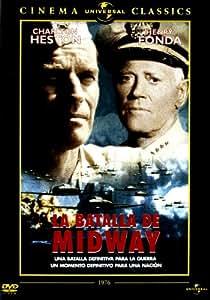 La Batalla De Midway [DVD]: Amazon.es: Charlton Heston