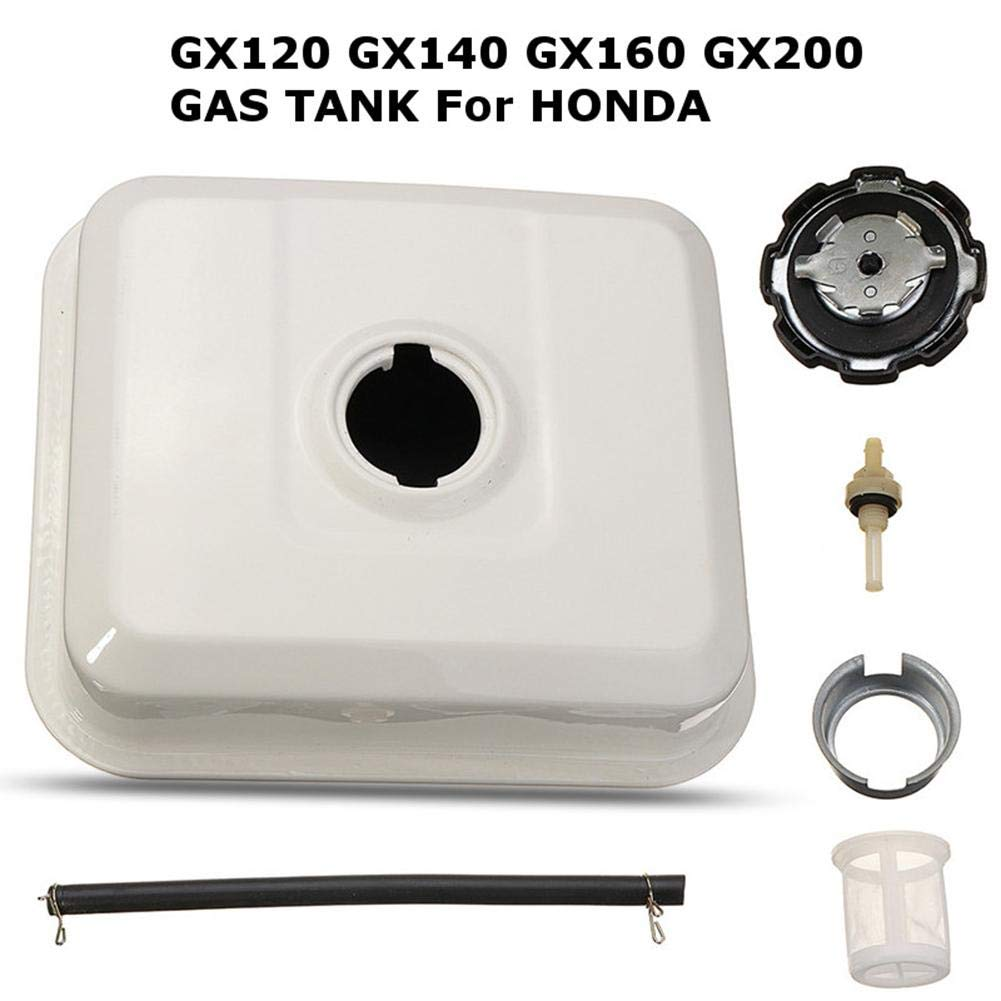 KiGoing Engine Fuel Tank For Cars with Tank Cap In-Tank Filter
