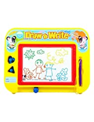 Kidolino Magnetic Drawing Board for Kids with 2 Stamps and 1 ...