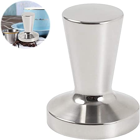 MENGS - Prensa de café (40 mm, Acero Inoxidable 304, fácil de Limpiar, se Puede Utilizar repetidamente, Ideal para cafeteras Dolce Gusto, Uso en casa o en la Oficina): Amazon.es: Hogar