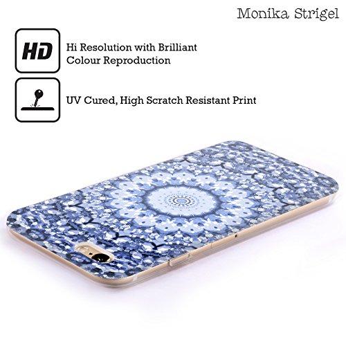 Officiel Monika Strigel Indigo Arabesque Étui Coque en Gel molle pour Apple iPhone 6 / 6s