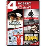 Men of Honor / Raging Bull / The King of Comedy / Ronin Quad Feature