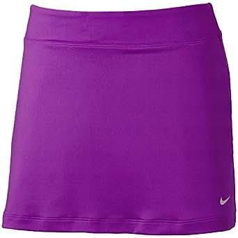 Nike Women's Sport Knit Skort - X-Large - Bright Grape