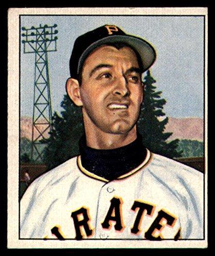 1950 Bowman #201 Pete Castiglione Pirates MLB Baseball Card (RC - Rookie Card) G Good
