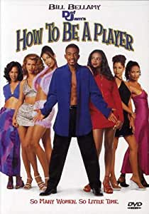 Amazon Com How To Be A Player Bill Bellamy Natalie Desselle Lark Voorhies Mari Morrow Bernie Mac Lionel C Martin Todd Baker Mark Burg Preston Holmes Russell Simmons Mark Brown Demetria Johnson Movies