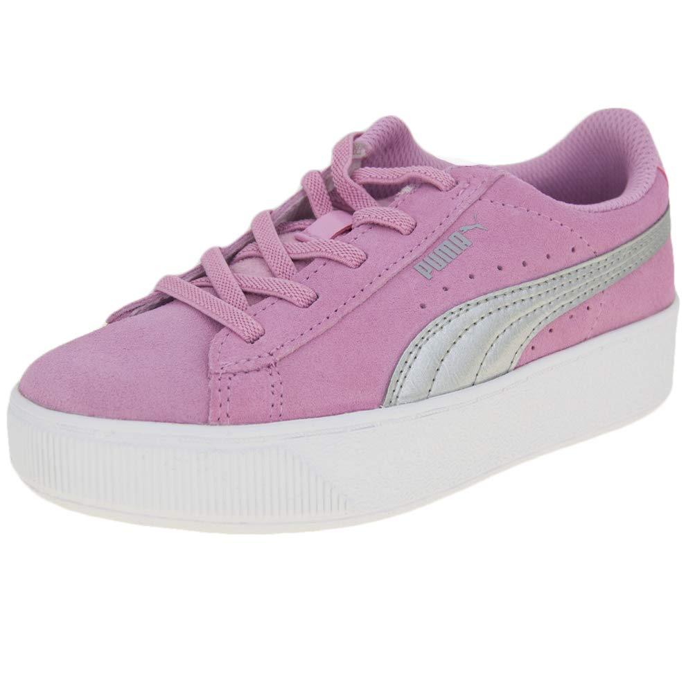 Puma 366486-08 Damen Turnschuhe Rosa Rosa Silber Silber Rosa 2736c4