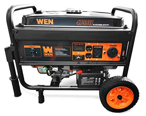 WEN 56475 4750-Watt Portable