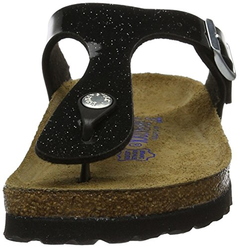 Birkenstock - Gizeh, Sandalia con Pulsera Mujer Magic Galaxy Black