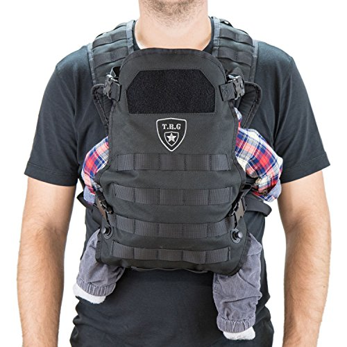TBG Tactical Baby Carrier (Black) from Tactical Baby Gear