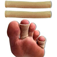 Quickly Protect & Sooth Your Toes & Fingers by Using The NeoPhysio Mineral Enriched Gel Barrier Tubes – Pack of 2