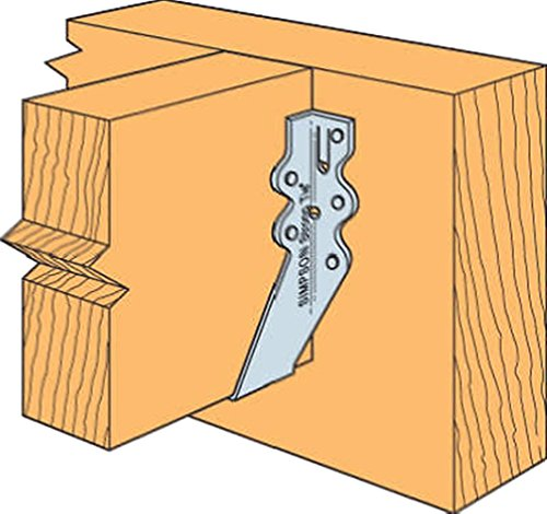 Simpson Strong Tie LU26 Joist Hanger, 2 x 6-In. - Quantity - Gulfport Outlet