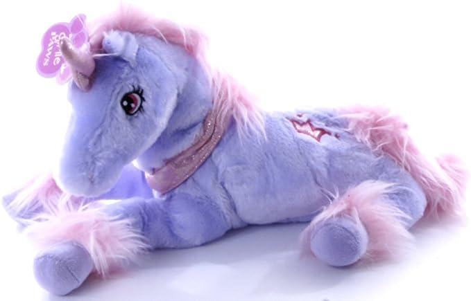 Unicornios sedosas suaves - púrpura del unicornio