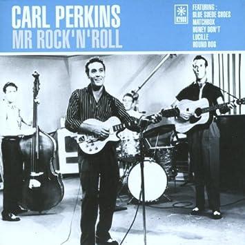 Amazon   Mr. Rock'n'roll   Carl Perkins   モダンジャズ   音楽