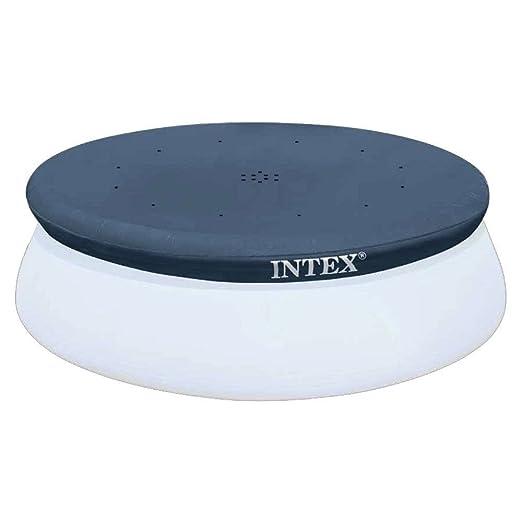 276 opinioni per Intex 28021- Telo di copertura estivo per piscine easy tonde, diametro 305cm