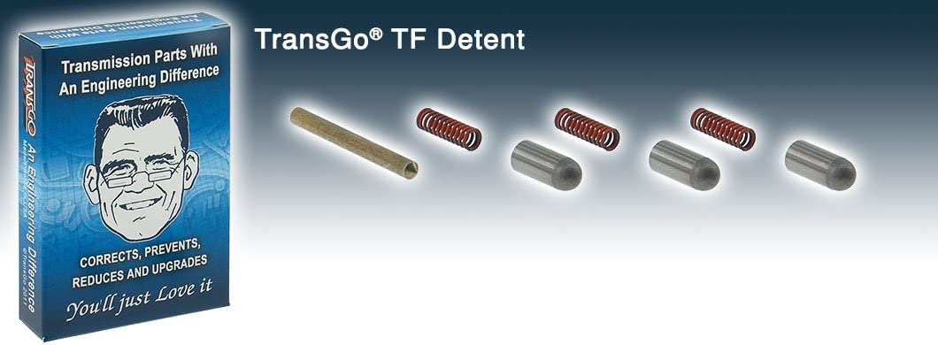 Transgo TFDETENT Detent Ball Bore Repair No