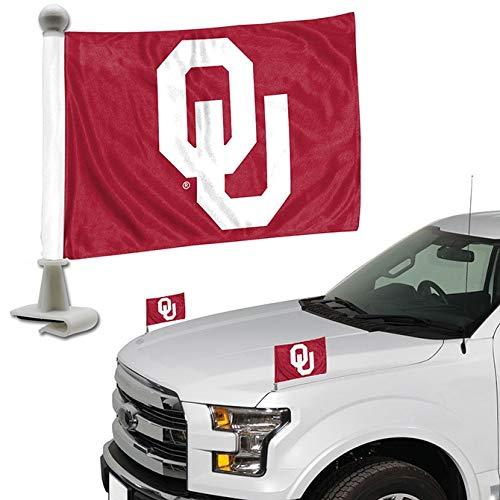 - ProMark NCAA Oklahoma Sooners Flag Set 2Piece Ambassador Styleoklahoma Sooners Flag Set 2Piece Ambassador Style, Team Color, One Size