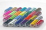 MOTEX Label Maker Embossing Refill Tape 9mm X 3M