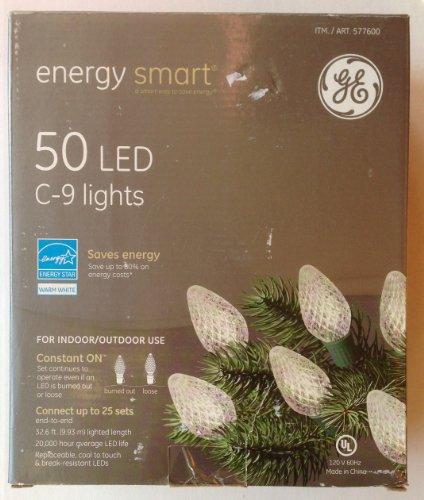 Holiday Home C9 Led Light Set