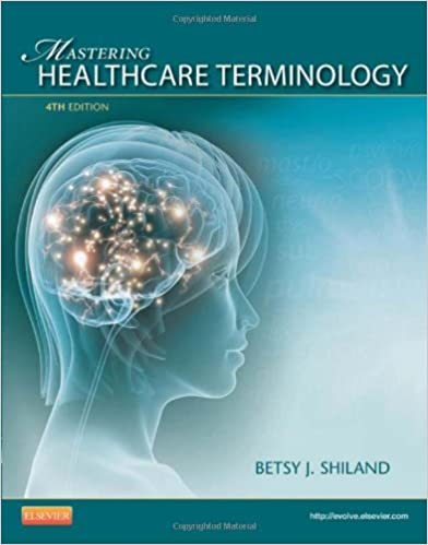 Mastering healthcare terminology spiral bound 4e betsy j mastering healthcare terminology spiral bound 4e 4th edition fandeluxe Gallery