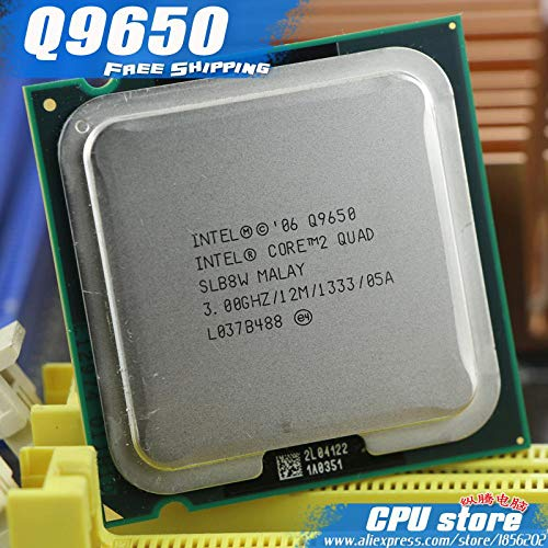 Used, Intel Core 2 Quad Q9650 CPU Processor (3.0Ghz/ 12M for sale  Delivered anywhere in USA