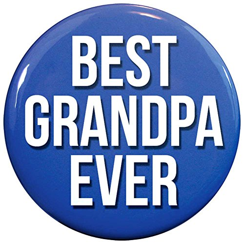 Grandpa Pin - Henry the Buttonsmith Best Grandpa Ever 2.25