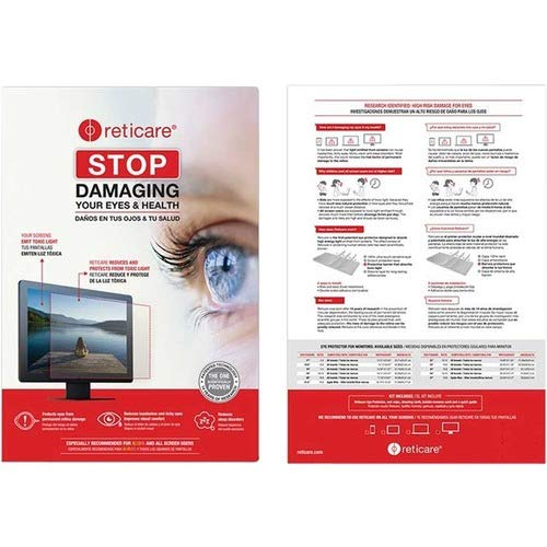 Reticare - 352M-0125-C Screen Protector Matte - for 21.5LCD iMac