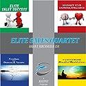Elite Sales Success Quartet: 4 Books in 1: Maximum Performance 4 x 4 Series, Volume 7 Speech by Brian E Birchmeier Narrated by Brian E Birchmeier CHt