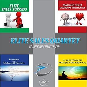 Elite Sales Success Quartet: 4 Books in 1 Speech