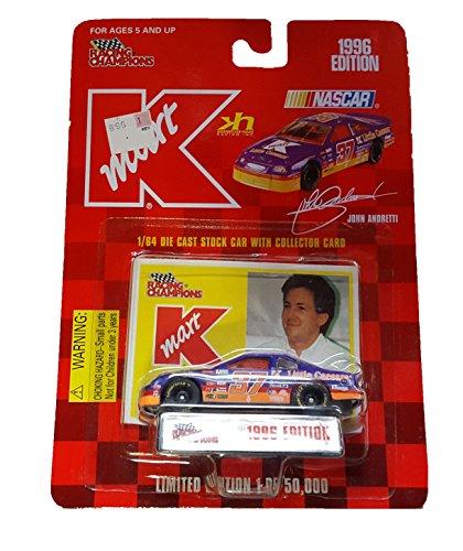 (Racing Champions - K-Mart 1996 NASCAR Edition - #37 John Andretti)