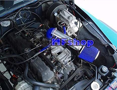 1991 1992 1994 1995 Jeep Wrangler 2.5L 4.0L Air Intake Filter Kit System (