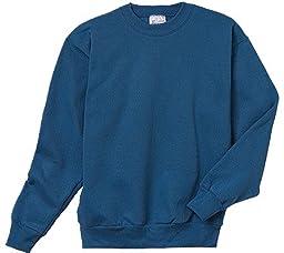 Hanes Youth ComfortblendReg EcosmartReg Crewneck Sweatshirt