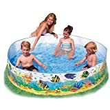 Intex Underwater Fun Swimming Pool- 6 Feet