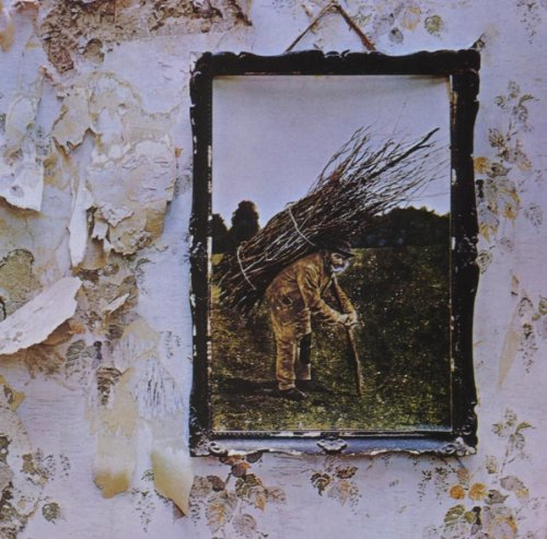 Original album cover of Led Zeppelin IV by Led Zeppelin
