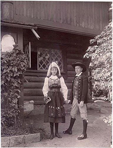 POSTE (Sweden Boy Costume)