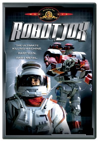 Robot Jox by MGM (Video & DVD)