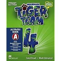 TIGER 4 Ab A Pk 2014-9780230475489