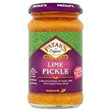 Patak's Lime Pickle - 283g (pack of 2)