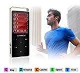 MP3 Music Player with Bluetooth 4.0, Portable