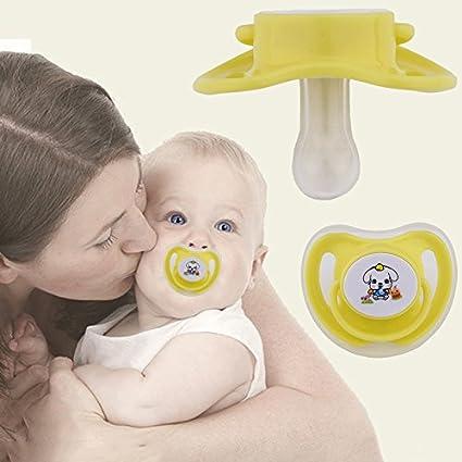 Amazon.com: Con muescas recién nacido – chupete (Dibujos ...