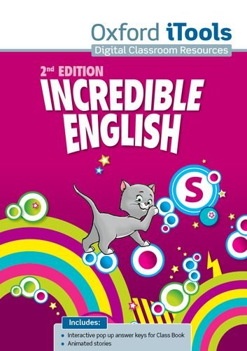 Incredible English: Starter: iTools DVD-ROM ebook