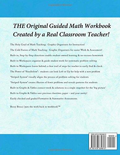 Amazon.com: Bossy Brocci's Basic Algebra Teacher Workbook ...